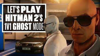 Download Hitman 2 Ghost Mode Gameplay - BRAND NEW HITMAN MULTIPLAYER MODE! Video