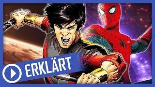 Download Marvels Shang-Chi | Der neue Held nach Avengers Endgame Video