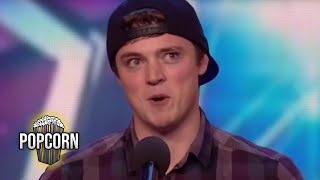 Download Britain's Got Talent 2016 S10E03 Craig Ball Hilarious Impressionist Singer Full Audition Video