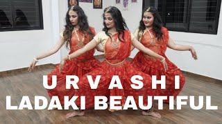 Download urvashi n ladki beautiful I Classical fusion I Nrutyam Dance Academy Video