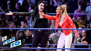 Download Top 10 SmackDown LIVE moments: WWE Top 10, May 15, 2018 Video