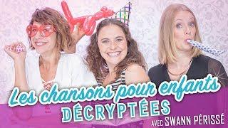 Download Les chansons pour enfants décryptées ! (feat. SWANN PERISSE) - Parlons peu Mais parlons Video