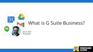 Download What is Google's G Suite Video