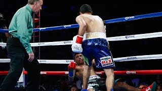 Download Jhonny Gonzalez 1st Round KO Upset over Abner Mares Video