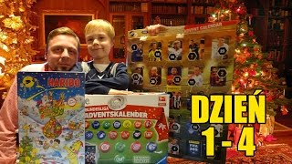 Download 3 x KALENDARZ ADWENTOWY FIFA 365 2017, BUNDESLIGA & HARIBO /Advent Calendar Video