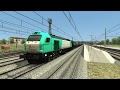 Download Train Simulator 2017 | Euro4000 (335) | Bobadilla - Málaga | Ep.1 | Craftal 34 Video