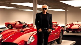 Download Ralph Lauren Amazing $350 Million Dream Garage Video + Ralph Lauren Interview Car Collection 2017 Video