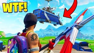 Download THE BUS LEFT ME AT SPAWN ISLAND.. WTF (Fortnite Funny Fails and WTF Moments) #13 Video