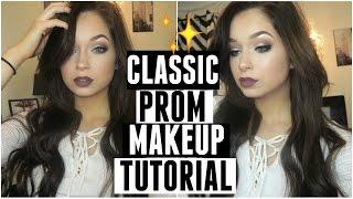 Download Classic Prom Makeup Tutorial | Tori Sterling ♡ Video