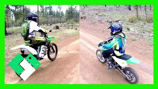 Download DIRT BIKES IN THE WOODS (5.30.15 - Day 1156) | Clintus.tv Video
