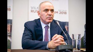 Download Garis Kasparovas: kol Vladimiras Putinas Kremliuje, šliaužianti agresija nesibaigs Video