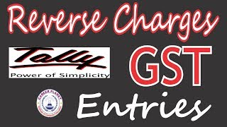 Download GST Entries for Reverse Charge on Purchase from Unregistered Dealer in Tally Part-4 (Hindi) Video