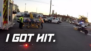 Download I GOT HIT (MOTORCYCLE CRASH) (FULL VIDEO) Video