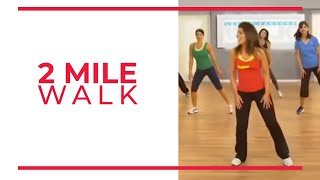 Download 4 Mile Power Walk - 1st 2 Miles (Walk at Home Fitness Videos) Video