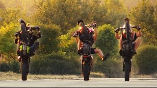 Download Supermoto vs Enduro | Hot Summer Days 2015 Video