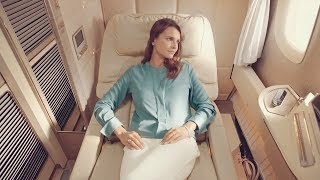 Download New Emirates First Class Suite | Boeing 777 | Emirates Video