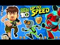Download ALIENS INVADE FGTEEV!! BEN 10: UP TO SPEED Cartoon Network Game w/ Duddy & Omnitrix (Ben 10 Reboot) Video
