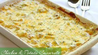 Download Chicken and Potato Casserole Video