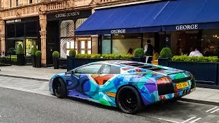 Download Found a Fake Lamborghini Murcielago in London Video