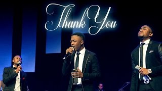 Download Spirit Of Praise 5 feat. The Dube Brothers - Thank You Video