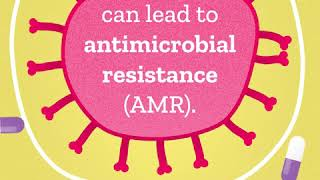 Download Antimicrobial resistance is a global threat that requires a global response. Video