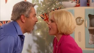 Download Paul Hollywood and Mary Berry get hot in the kitchen - Walliams and Friend - BBC One Video