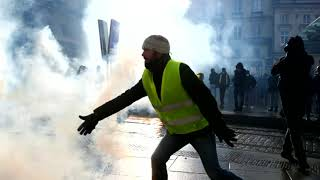 Download France faces a 10th wave of protests Video