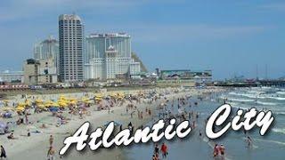 Download Atlantic City, New Jersey April 2017 Video