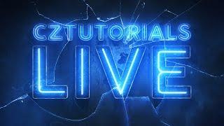 Download CZTUTORIALS Live Stream 10 Video