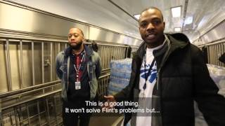 Download Amtrak Water Delivery to Flint Video