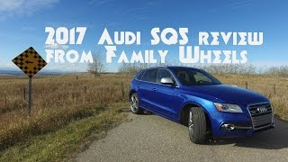 Download 2017 Audi SQ5 review from Family Wheels Video