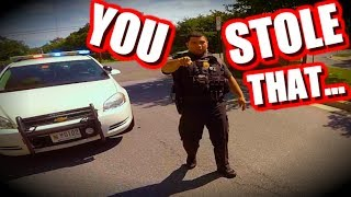 Download PULLED OVER by THE COOLEST COP EVER!!! #3 Video