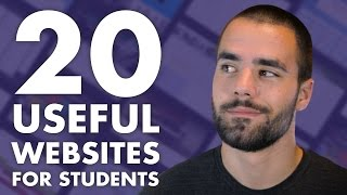 Download 20 Useful Websites Every Student Should Know About - College Info Geek Video