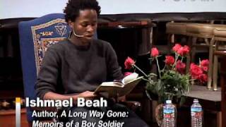 Download Ishmael Beah - Excerpt from ″A Long Way Gone″ Video