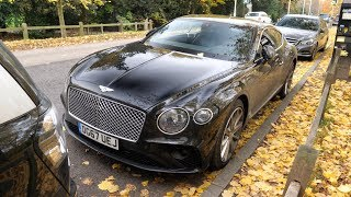 Download I Found The New 2018 Bentley Continental GT Video