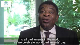 Download International Day of Parliamentarism: Martin Chungong, IPU Secretary General Video