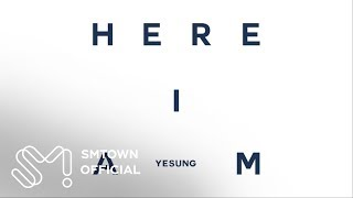 Download YESUNG 예성 The 1st Mini Album 'Here I am' Highlight Medley Video
