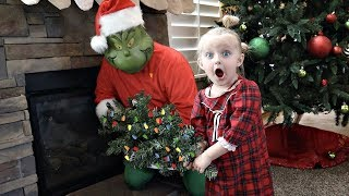 Download THE GRINCH Stole Our CHRISTMAS! Video