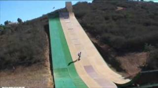 Download Tony Hawk at Bob Burnquist's Mega Ramp Video