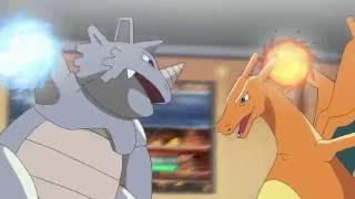 Download Pokemon Red vs Giovanni HD Video