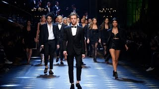 Download Dolce&Gabbana Fall-Winter 2017-18 Men's Fashion Show Video