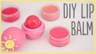 Download DIY   5 Minute Lip Balm Video