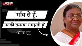 Download Governor of Jharkhand Droupadi Murmu addressing the gathering Video