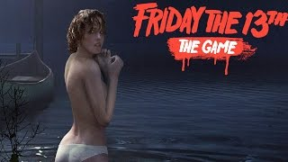 Download Friday The 13th The Game Gameplay Trailer and Cinematic Teasers E3 2016 Video