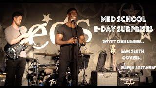 Download Sam Smith cover + SuperSaiyan birthday! Video