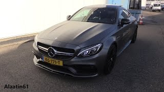 Download Mercedes-Benz AMG C63 S Coupe 2017 TEST DRIVE, In Depth Review Interior Exterior Video