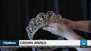 Download Tiara collector eager to see what headpiece Markle may wear Video