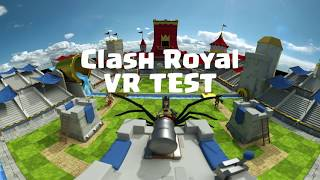 Download Clash Royal VR - 360 virtual reality Video