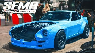 Download SEMA 2018 Special Access Media Tour! [4K] - Day 2 Las Vegas Video