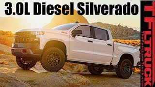 Download Breaking News: Everything There Is To Know About The 2019 Chevy Silverado Video